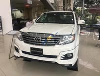 Bán xe Toyota Fortuner Sportivo đời 2016, màu trắng, nhập khẩu chính hãng