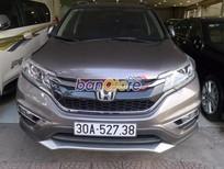 Cần bán xe Honda CR V 2.4AT 2015, màu nâu, chính chủ