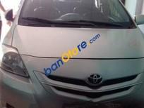 Cần bán Toyota Vios MT đời 2009 giá 300tr