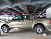 Cần bán Ford Ranger XL đời 2016, màu vàng, 619tr