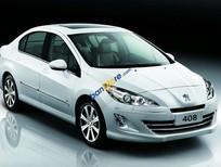 Cần bán Peugeot 408 Premium đời 2015, màu bạc, nhập khẩu
