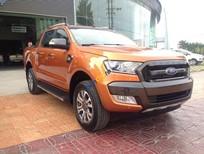 Bán ô tô Ford Ranger Wildtrak phiên bản 2016, nhập khẩu, giá tốt 883tr, giao xe luôn