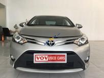 Cần bán xe cũ Toyota Vios G đời 2014, màu bạc