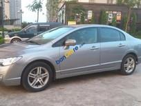 Bán Honda Civic 2.0 AT năm 2006, màu bạc, xe đẹp
