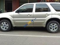 Cần bán gấp Ford Escape 2.3 đời 2008, màu hồng số tự động