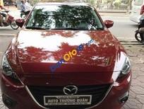 Bán xe Mazda 3 AT năm 2015, màu đỏ, giá tốt