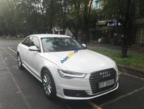 Cần bán lại xe Audi A6 đời 2015, màu trắng, xe nhập