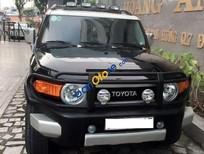 Bán Toyota Fj cruiser AT 4.0L đời 2009, màu đen số tự động