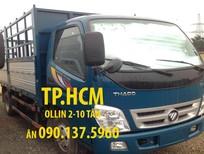 TP.HCM: Thaco OLLIN 500B 2016, màu xám, nhập khẩu