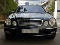 Mercedes E280 sx 2006 đk 2007 màu đen  full option