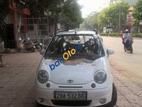 Bán xe Daewoo Matiz MT đời 2003, màu trắng
