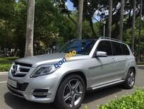 Bán ô tô Mercedes GLK 220 CDI đời 2014, màu bạc, nhập khẩu chính hãng