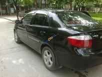 Cần bán xe Toyota Vios G đời 2010, màu đen, giá tốt