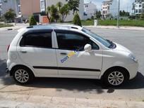 Bán Chevrolet Spark LS đời 2009, màu trắng số sàn