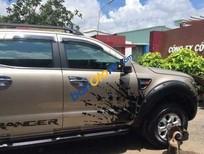 Bán xe Ford Ranger MT đời 2014, màu nâu