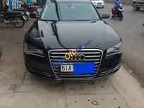 Cần bán xe cũ Audi A8 năm 2011, màu đen, nhập khẩu nguyên chiếc