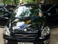 Bán ô tô Kia Carens đời 2011, màu đen