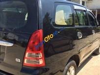 Cần bán xe Toyota Innova MT đời 2006, màu đen