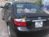Bán Toyota Vios G sản xuất 2005, màu đen