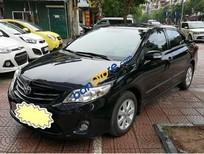 Cần bán xe Toyota Corolla Altis 1.8 AT 2013, màu đen