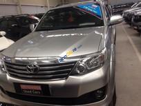 Bán ô tô Toyota Fortuner V đời 2012, màu bạc, giá 880tr