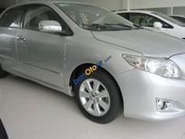 Bán ô tô Toyota Corolla altis 1.8 AT sản xuất 2010, màu bạc chính chủ