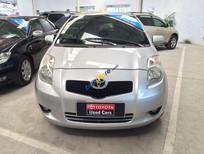 Bán ô tô Toyota Yaris 1.3AT đời 2009, màu bạc số tự động