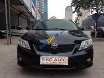 Bán ô tô Toyota Corolla altis 2.0V đời 2009, màu đen