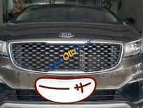 Bán ô tô Kia Sedona đời 2015, màu nâu, giá 1,25 tỷ