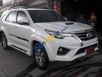 Cần bán Toyota Fortuner 2.5G model 2017, màu trắng nhận xe sớm tại Toyota Đông Sài Gòn- Gò vấp