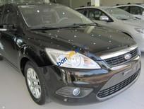 Cần bán Ford Focus 1.8 MT đời 2010, màu đen, giá tốt
