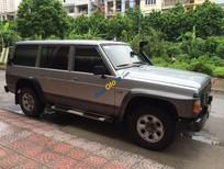 Cần bán Nissan Patrol đời 1993, màu bạc, nhập khẩu