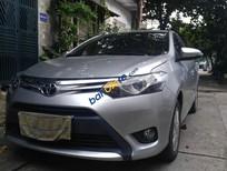Cần bán gấp Toyota Vios G đời 2014, màu bạc ít sử dụng, giá chỉ 570 triệu