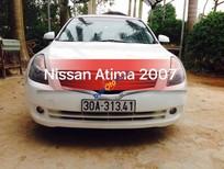 Cần bán xe cũ Nissan Altima đời 2007, màu trắng