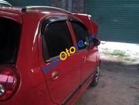 Bán Chevrolet Spark MT đời 2009, màu đỏ