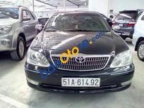 Bán xe cũ Toyota Camry 3.0V đời 2004, màu đen, giá chỉ 520 triệu