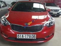 Cần bán Kia K3 2.0AT đời 2014, màu đỏ, giá tốt