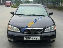 Cần bán lại xe Nissan Cefiro năm 2002, màu đen, nhập khẩu chính hãng