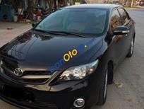Bán Toyota Corolla altis 2.0 đời 2011, màu đen
