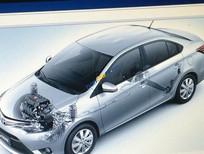 Bán xe Toyota Vios E đời 2014, màu bạc