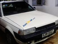 Xe Toyota Carina đời 1985, màu trắng, nhập khẩu chính hãng, giá rẻ cần bán