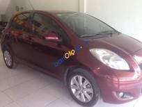 Bán Toyota Yaris AT 2010, màu đỏ, xe nhập chính chủ, giá tốt
