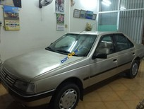 Bán xe Peugeot 405 sản xuất 1993, màu kem (be), nhập khẩu chính hãng