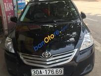 Bán Toyota Vios Limo đời 2009, màu đen xe gia đình, giá chỉ 325 triệu