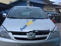 Bán Toyota Innova MT đời 2010, màu bạc số sàn, 620tr