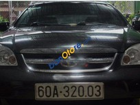 Bán xe Daewoo Lacetti MT đời 2007, màu đen