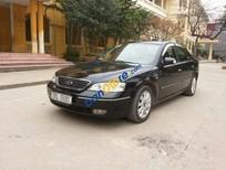 Bán xe Ford Mondeo 2.5 AT đời 2003, màu đen chính chủ