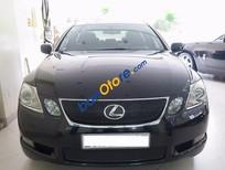 Cần bán xe Lexus GS 350 năm 2008, màu đen