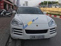 Bán xe Porsche Cayenne S 2008, màu trắng, nhập khẩu chính hãng xe gia đình