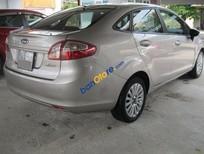 Cần bán Ford Fiesta 1.6AT sản xuất 2011, màu xám